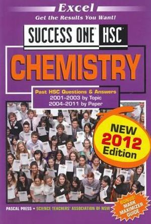 Cover of Success One Chemistry