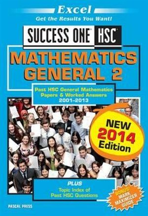 Cover of Mathematics General 2