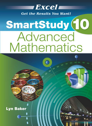 Cover of Excel SmartStudy Yr 10 Adv Maths