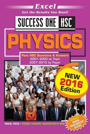 Cover of Success One Physics