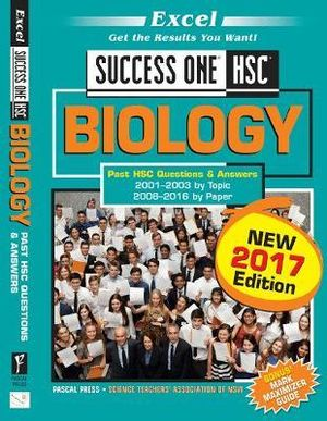 Cover of Success One Biology