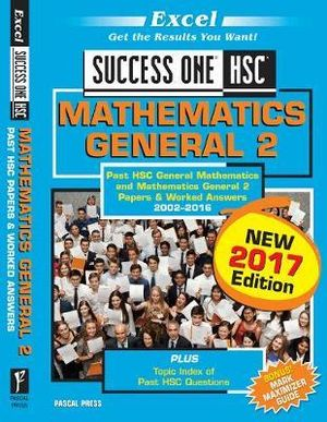Cover of Success One Mathematics Gen 2