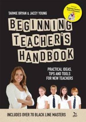 Cover of Beginning Teacher's Handbook