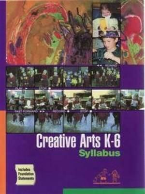 Cover of Creative Arts K-6