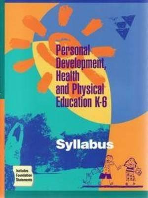 Cover of PDHPE K-6