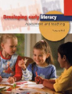 Cover of Developing Early Literacy