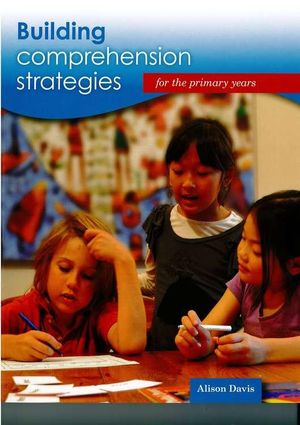 Cover of Building Comprehension Strategies