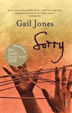 Cover of Sorry