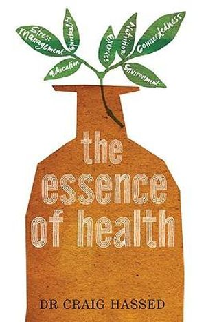 Cover of The Essence of Health