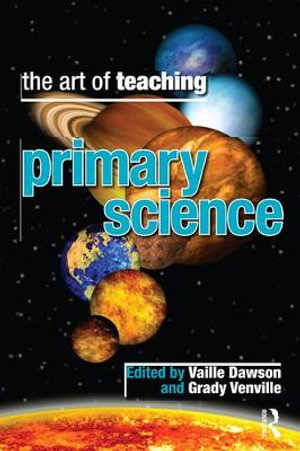 Cover of Art of Teaching Primary Science