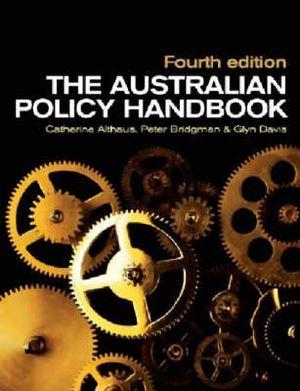 Cover of Australian Policy Handbook
