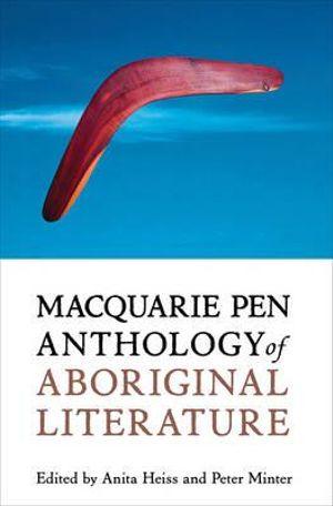 Cover of Macquarie PEN Anthology of Aboriginal Literature