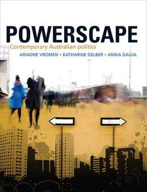 Cover of Powerscape