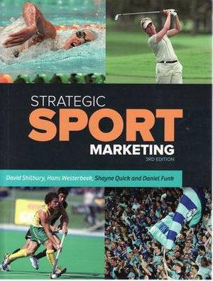 Cover of Strategic Sport Marketing