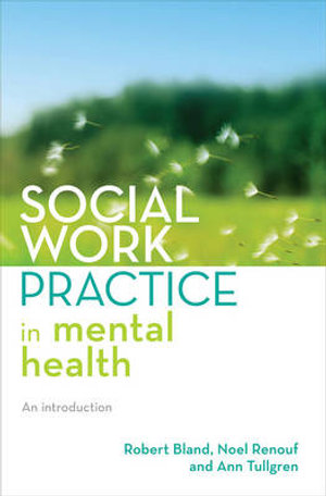 Cover of Social Work Practice in Mental Health An introduction