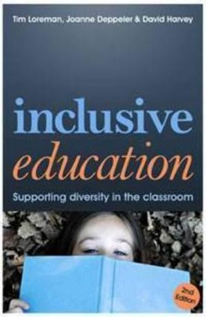 Cover of Inclusive Education Supporting Diversity in the Classroom