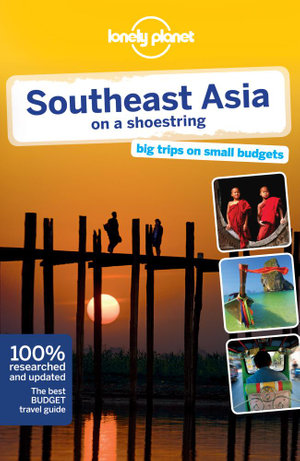 Cover of Southeast Asia on a shoestring 16