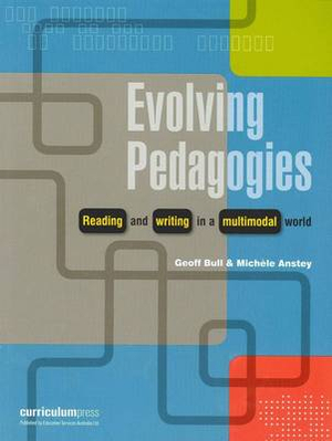 Cover of Evolving Pedagogies
