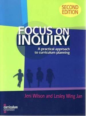 Cover of Focus on Inquiry