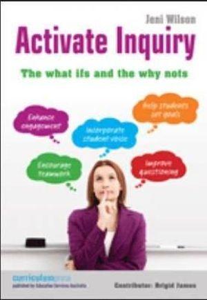 Cover of Activate Inquiry