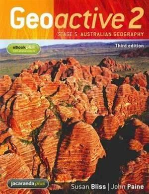 Cover of Australian Geography