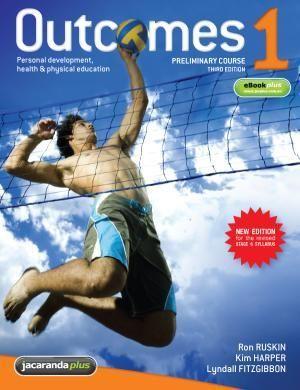 Cover of Outcomes 1 Preliminary Course 3E & eBookPLUS