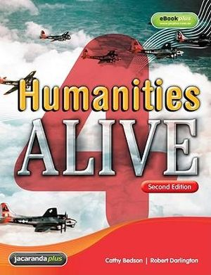 Cover of Humanities Alive 4 2E & eBookPLUS