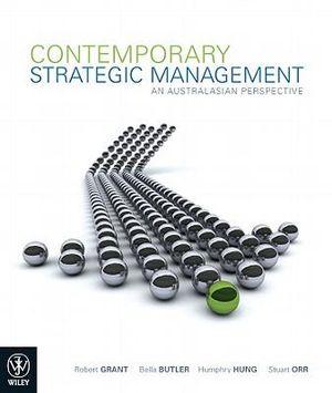 Cover of Contemporary Strategic Management