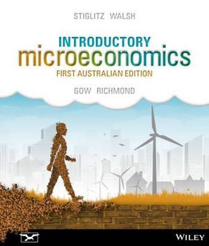 Cover of Introductory Microeconomics