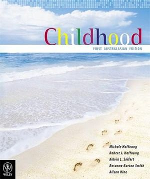 Cover of Childhood First Australasian Edition