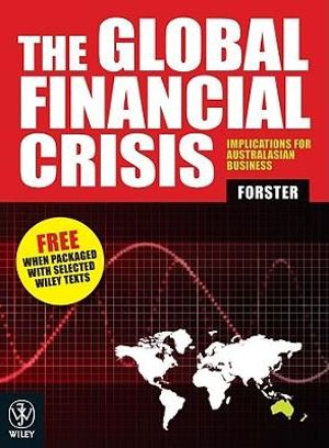 Cover of The Global Financial Crisis