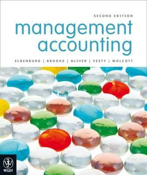Cover of Management Accounting 2E