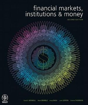 Cover of Financial Markets, Institutions and Money