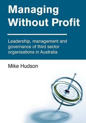 Cover of Managing Without Profit