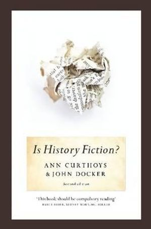 Cover of Is History Fiction?