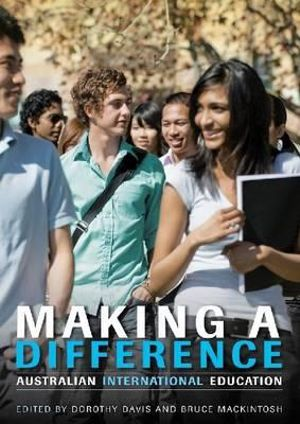 Cover of Making a Difference