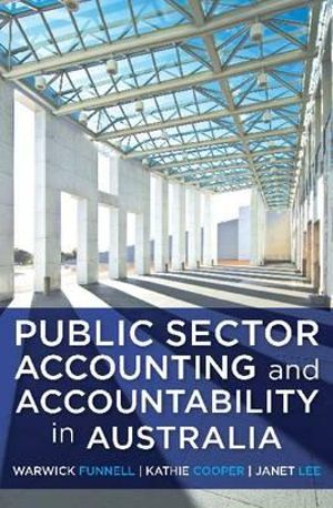 Cover of Public Sector Accounting and Accountability in Australia