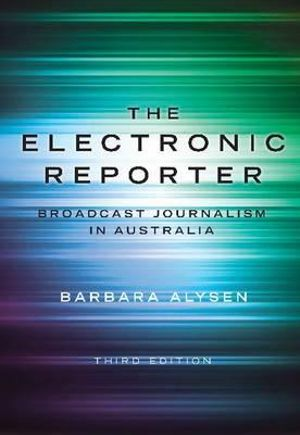 Cover of The Electronic Reporter