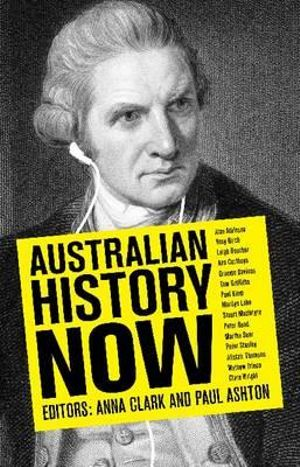 Cover of Australian History Now