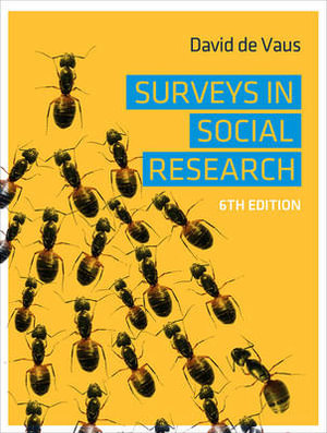 Cover of Surveys in Social Research