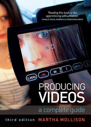 Cover of Producing Videos A complete guide