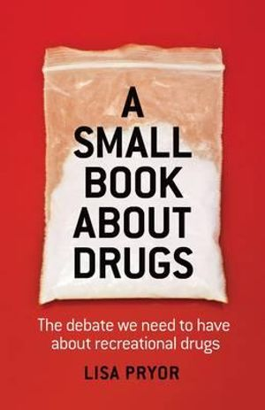 Cover of A Small Book About Drugs