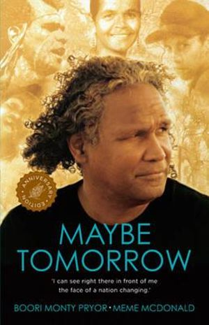 Cover of Maybe Tomorrow
