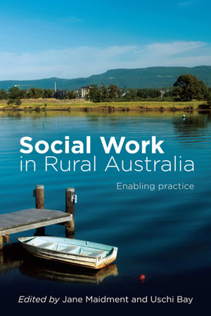 Cover of Social Work in Rural Australia