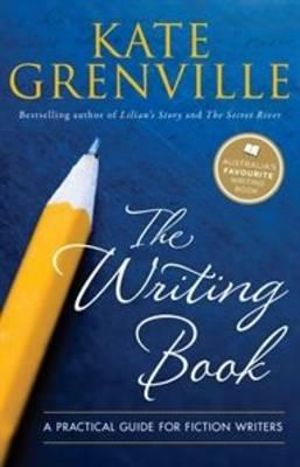 Cover of The Writing Book A practical guide for fiction writers
