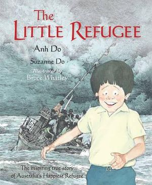 Cover of The Little Refugee