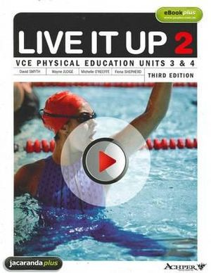Cover of Live it Up 2