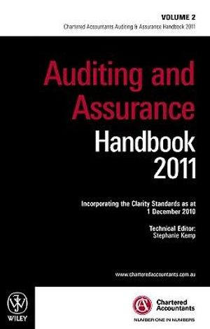 Cover of Chartered Accountants ... Handbook 2011