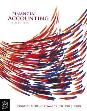 Cover of Financial Accounting 8E