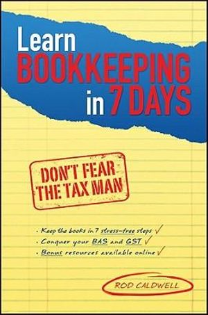 Cover of Learn Bookkeeping in 7 Days